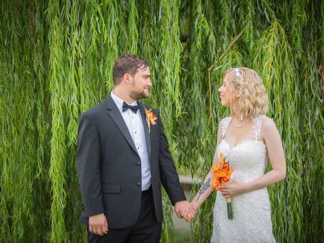 le nozze di Jonh e Amber