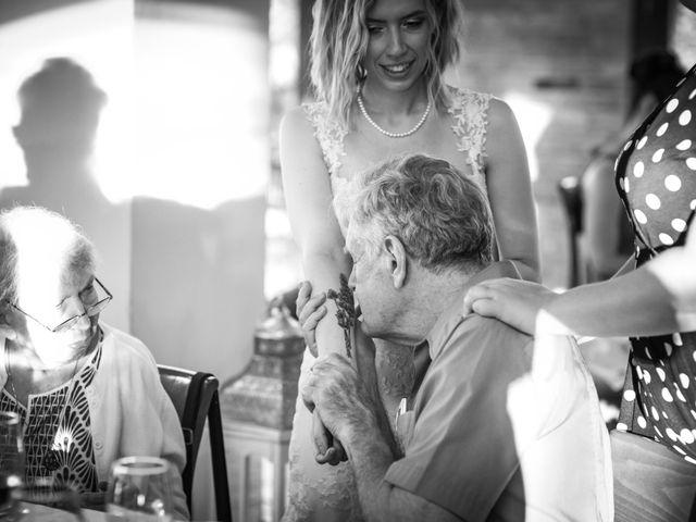 Il matrimonio di Amber e Jonh a Saludecio, Rimini 21