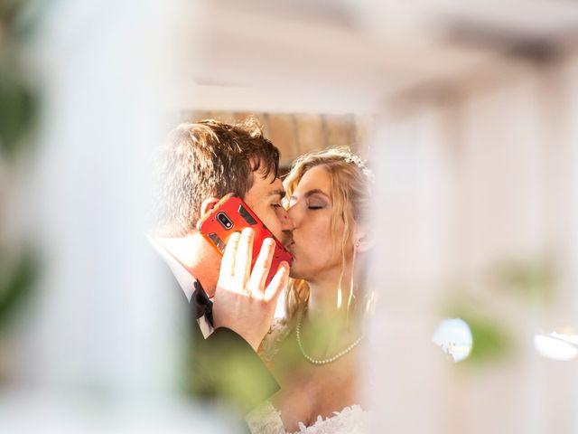 Il matrimonio di Amber e Jonh a Saludecio, Rimini 22