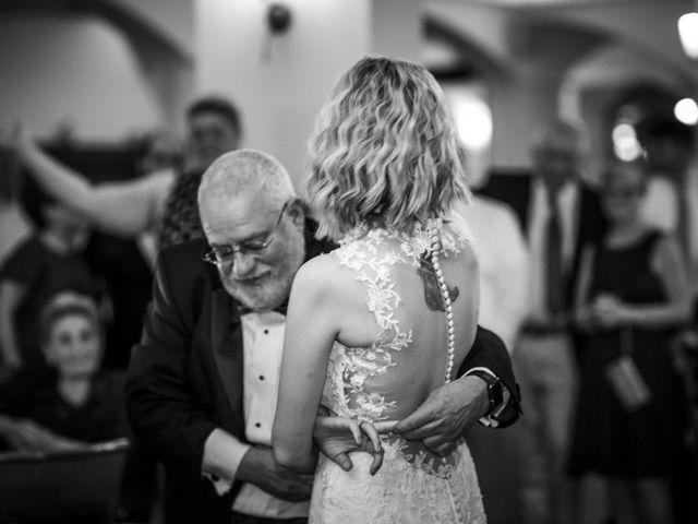 Il matrimonio di Amber e Jonh a Saludecio, Rimini 24