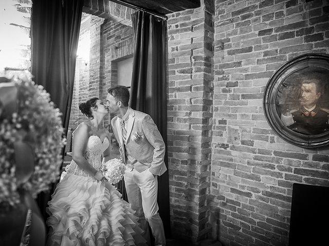 Le nozze di Sabina e Marco
