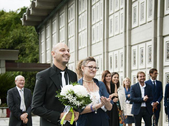 Il matrimonio di Daniele e Elena a Costa Volpino, Bergamo 3
