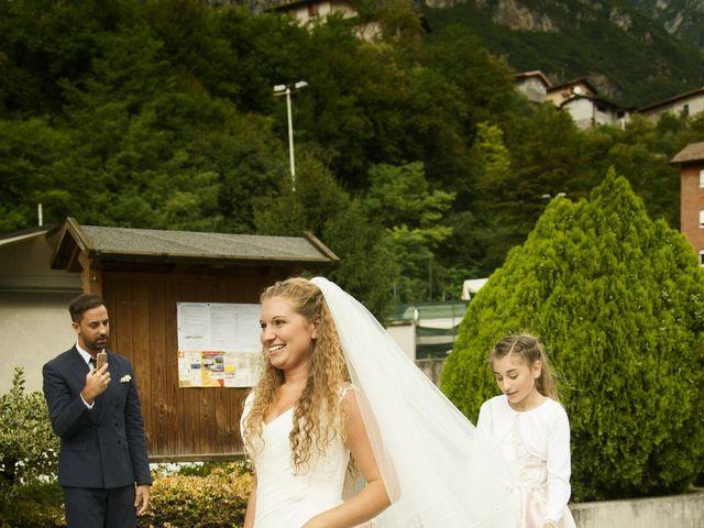 Il matrimonio di Daniele e Elena a Costa Volpino, Bergamo 4