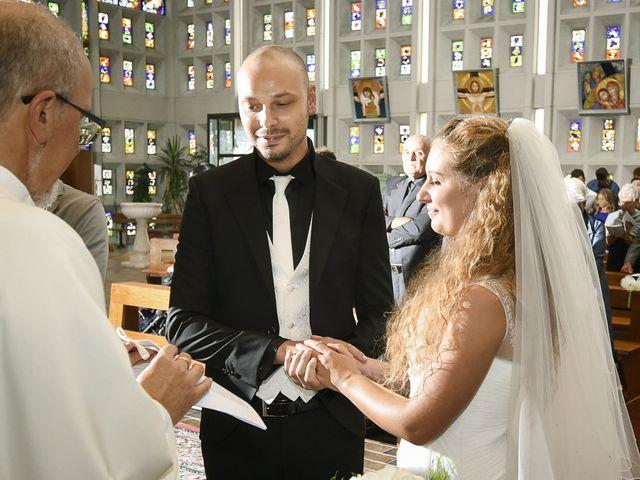 Il matrimonio di Daniele e Elena a Costa Volpino, Bergamo 10
