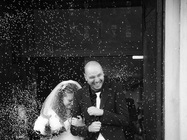Il matrimonio di Daniele e Elena a Costa Volpino, Bergamo 12