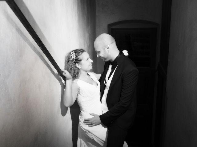 Il matrimonio di Daniele e Elena a Costa Volpino, Bergamo 17