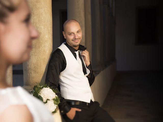 Il matrimonio di Daniele e Elena a Costa Volpino, Bergamo 18