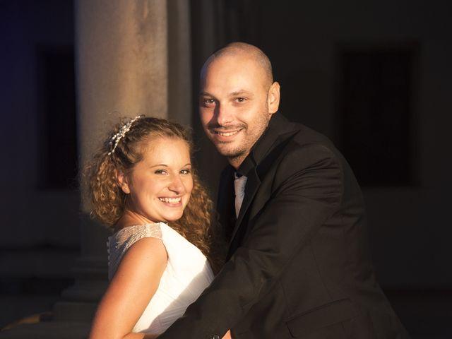 Il matrimonio di Daniele e Elena a Costa Volpino, Bergamo 19