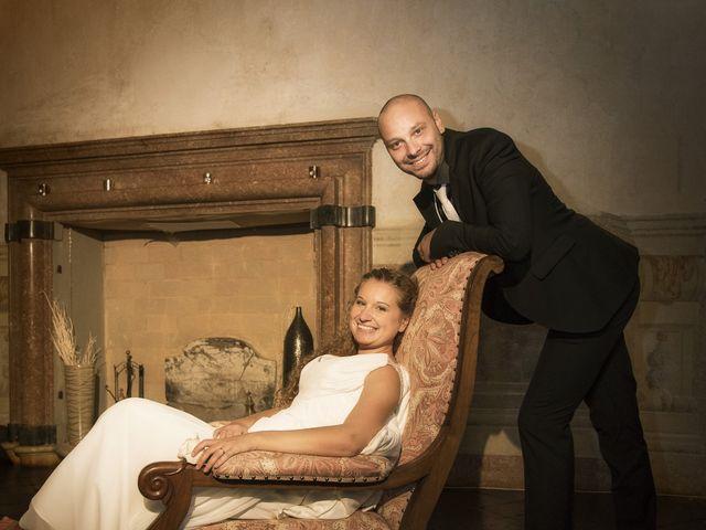 Il matrimonio di Daniele e Elena a Costa Volpino, Bergamo 23