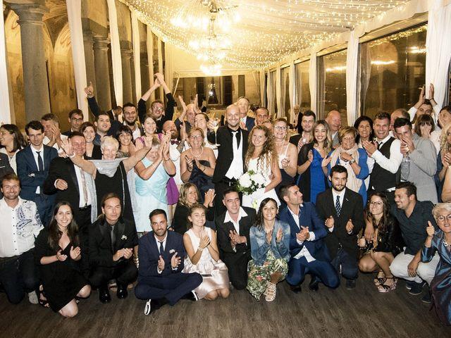 Il matrimonio di Daniele e Elena a Costa Volpino, Bergamo 1