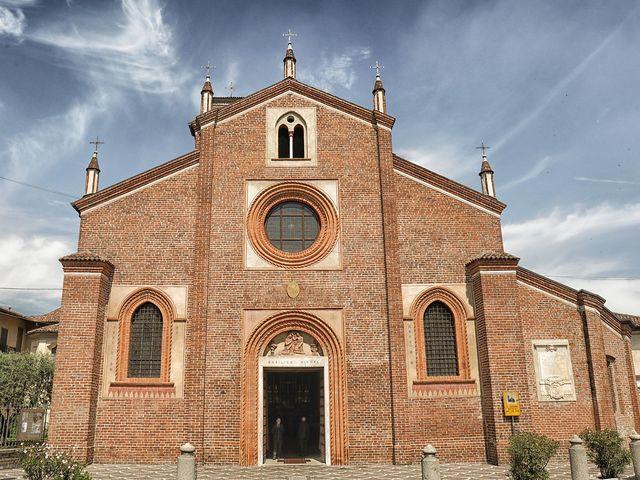 Il matrimonio di Massimo e Assunta a San Giuliano Milanese, Milano 38
