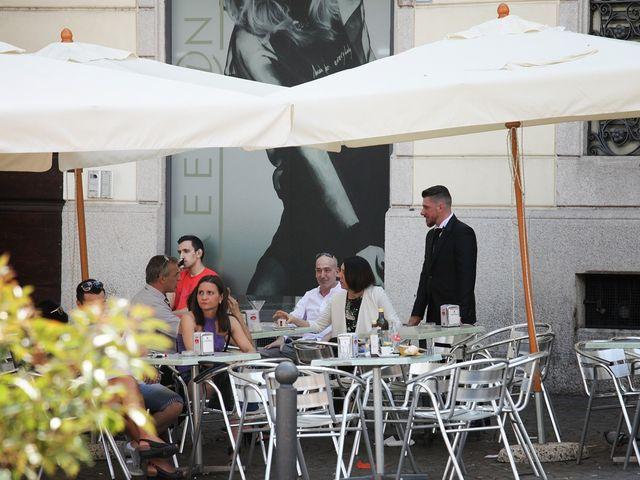 Il matrimonio di Massimo e Assunta a San Giuliano Milanese, Milano 40