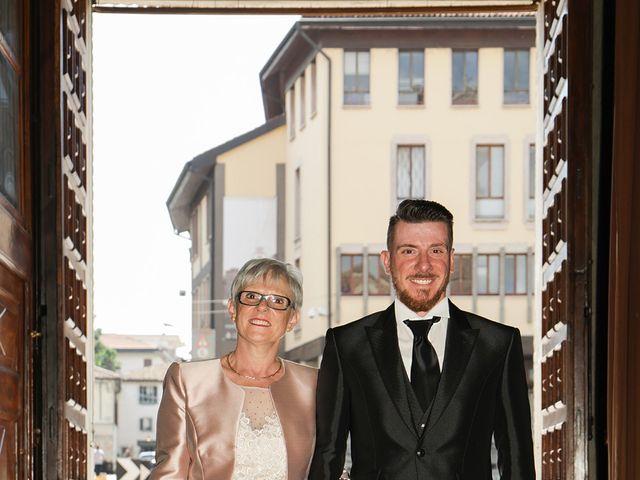 Il matrimonio di Massimo e Assunta a San Giuliano Milanese, Milano 43