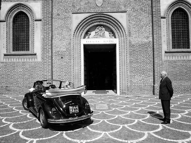 Il matrimonio di Massimo e Assunta a San Giuliano Milanese, Milano 45