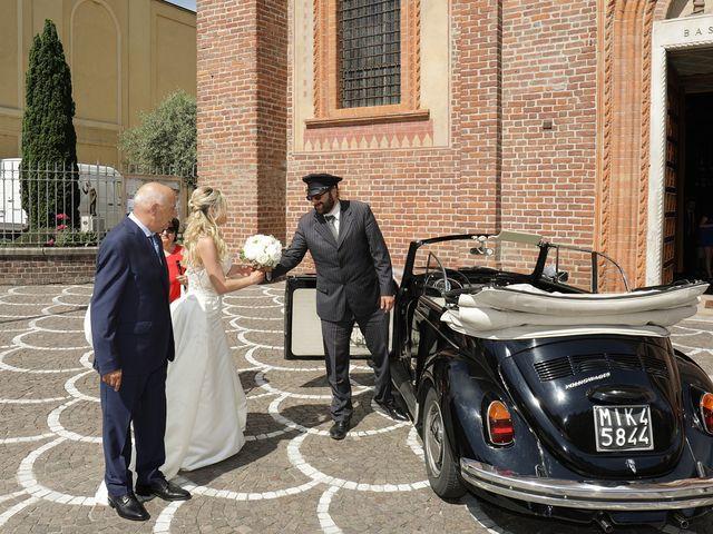 Il matrimonio di Massimo e Assunta a San Giuliano Milanese, Milano 46