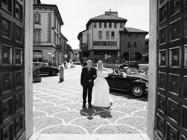 Il matrimonio di Massimo e Assunta a San Giuliano Milanese, Milano 48