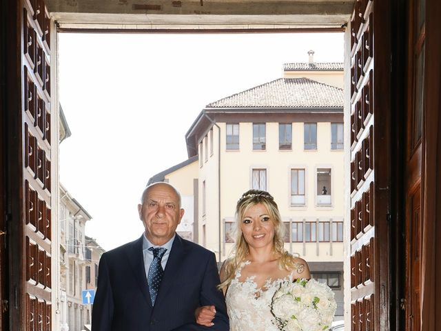 Il matrimonio di Massimo e Assunta a San Giuliano Milanese, Milano 50
