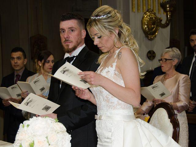 Il matrimonio di Massimo e Assunta a San Giuliano Milanese, Milano 52