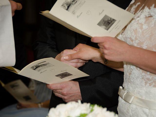 Il matrimonio di Massimo e Assunta a San Giuliano Milanese, Milano 56