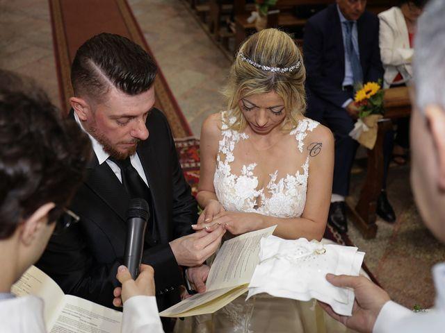 Il matrimonio di Massimo e Assunta a San Giuliano Milanese, Milano 62