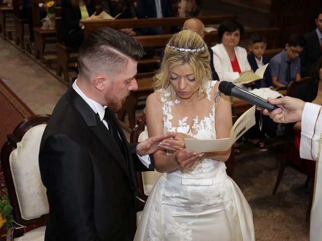 Il matrimonio di Massimo e Assunta a San Giuliano Milanese, Milano 65