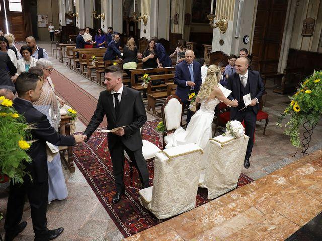 Il matrimonio di Massimo e Assunta a San Giuliano Milanese, Milano 68