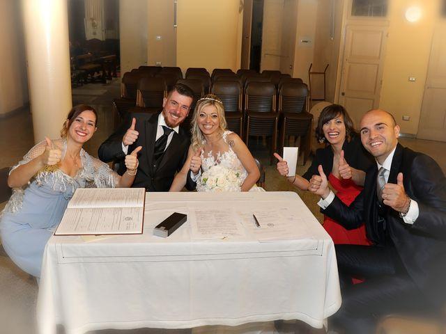 Il matrimonio di Massimo e Assunta a San Giuliano Milanese, Milano 75