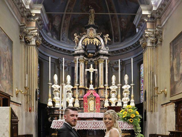 Il matrimonio di Massimo e Assunta a San Giuliano Milanese, Milano 78