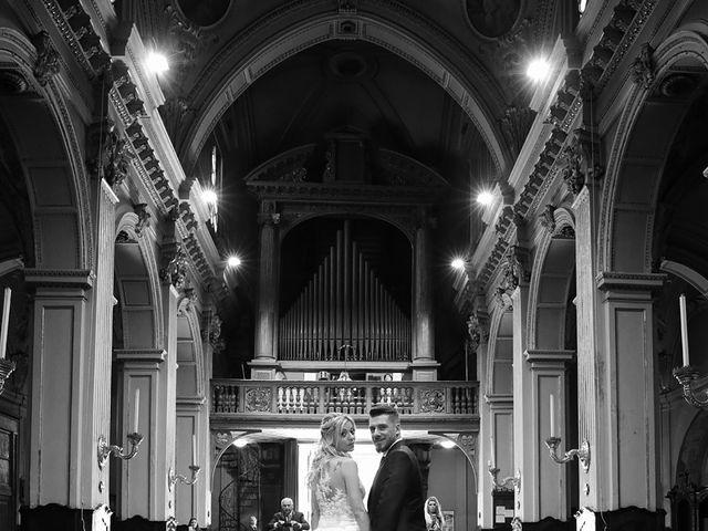 Il matrimonio di Massimo e Assunta a San Giuliano Milanese, Milano 80