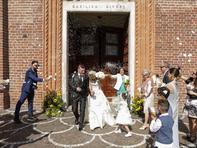 Il matrimonio di Massimo e Assunta a San Giuliano Milanese, Milano 1