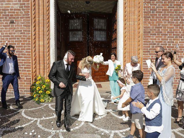 Il matrimonio di Massimo e Assunta a San Giuliano Milanese, Milano 81