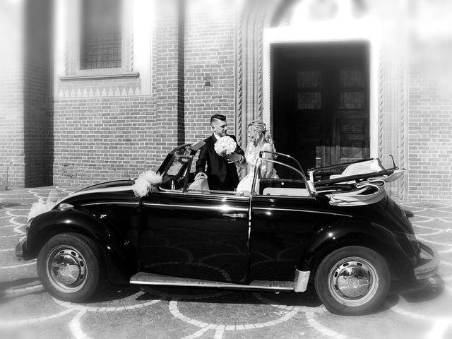 Il matrimonio di Massimo e Assunta a San Giuliano Milanese, Milano 85
