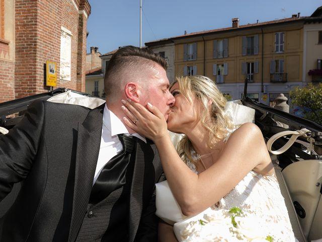 Il matrimonio di Massimo e Assunta a San Giuliano Milanese, Milano 86