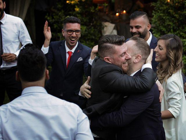 Il matrimonio di Massimo e Assunta a San Giuliano Milanese, Milano 103