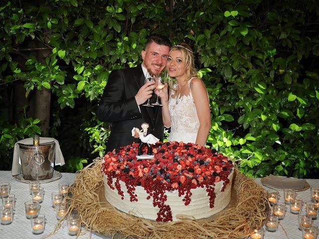Il matrimonio di Massimo e Assunta a San Giuliano Milanese, Milano 115