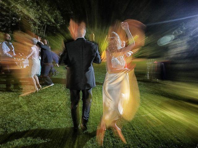 Il matrimonio di Massimo e Assunta a San Giuliano Milanese, Milano 124