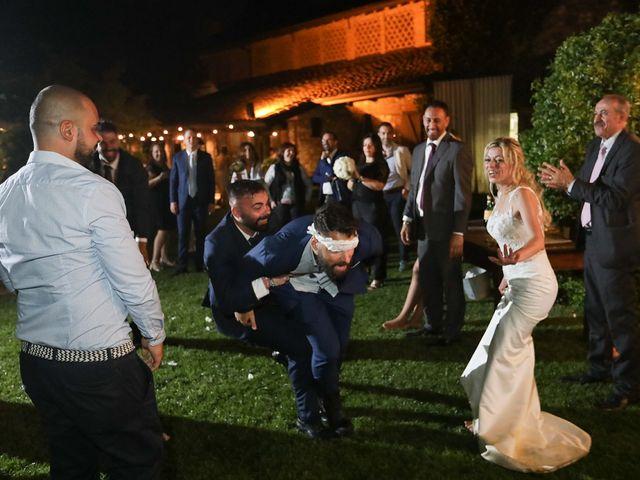 Il matrimonio di Massimo e Assunta a San Giuliano Milanese, Milano 131