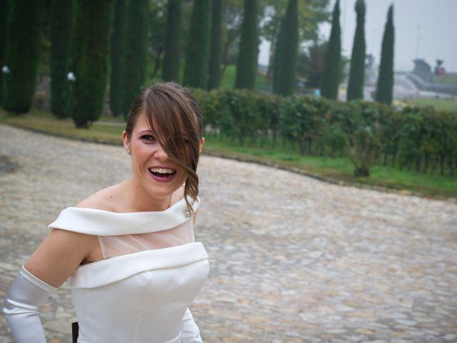 Il matrimonio di Nicola e Marta a Soave, Verona 9