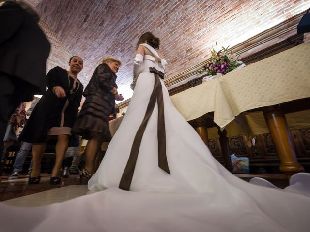 Il matrimonio di Nicola e Marta a Soave, Verona 10