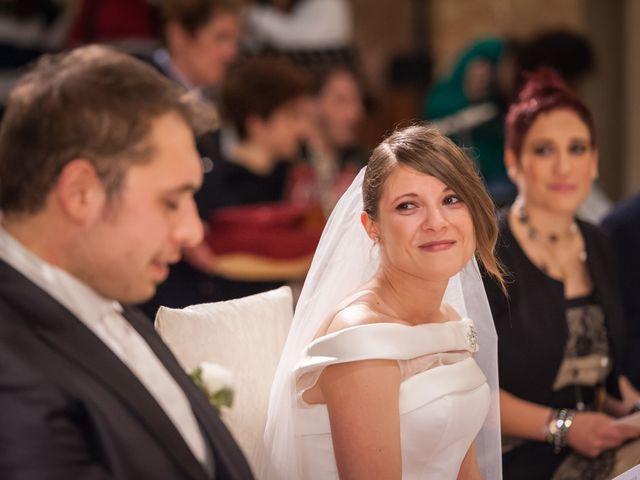 Il matrimonio di Nicola e Marta a Soave, Verona 18