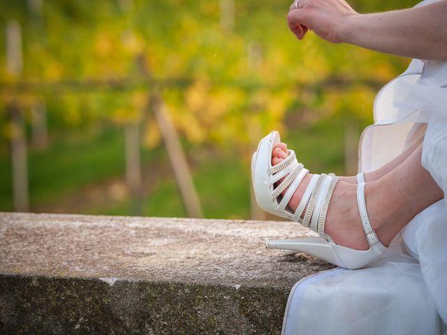 Il matrimonio di Nicola e Marta a Soave, Verona 19