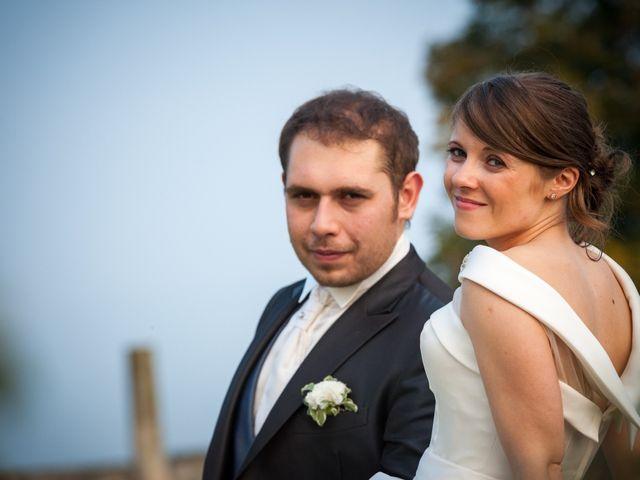Il matrimonio di Nicola e Marta a Soave, Verona 20