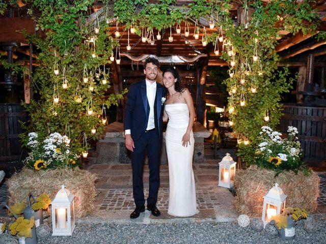 Le nozze di Giorgia e Carlo