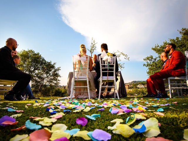 Le nozze di Simona e Richard