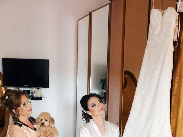 Il matrimonio di Alexander e Cristina a Sorrento, Napoli 4