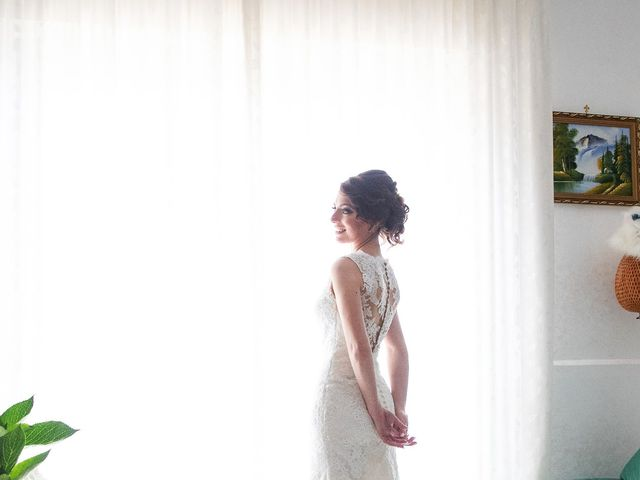 Il matrimonio di Alexander e Cristina a Sorrento, Napoli 9