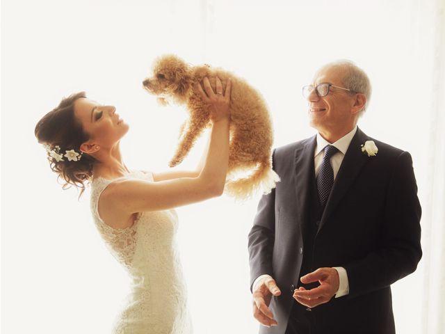 Il matrimonio di Alexander e Cristina a Sorrento, Napoli 2