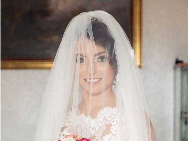 Il matrimonio di Alexander e Cristina a Sorrento, Napoli 13
