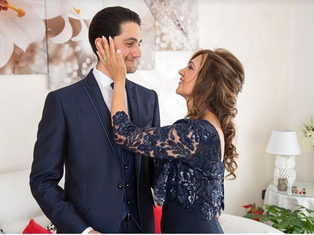 Il matrimonio di Alexander e Cristina a Sorrento, Napoli 22
