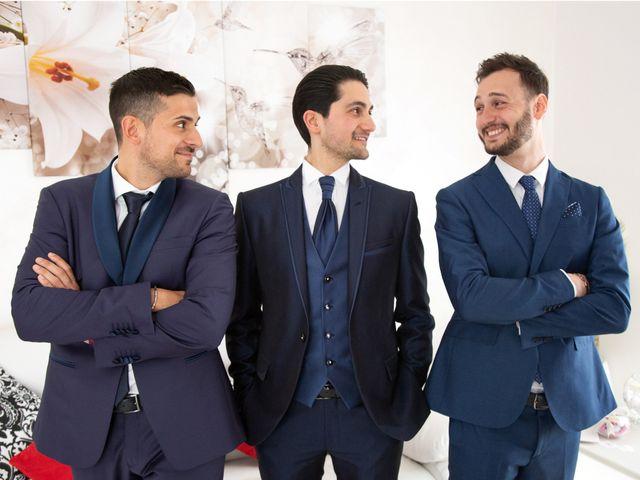 Il matrimonio di Alexander e Cristina a Sorrento, Napoli 23